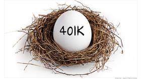 401k nest egg