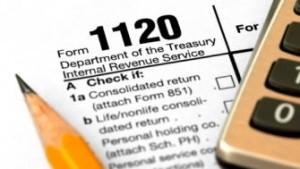 Corporate Tax Return
