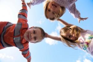 children-playing-sun